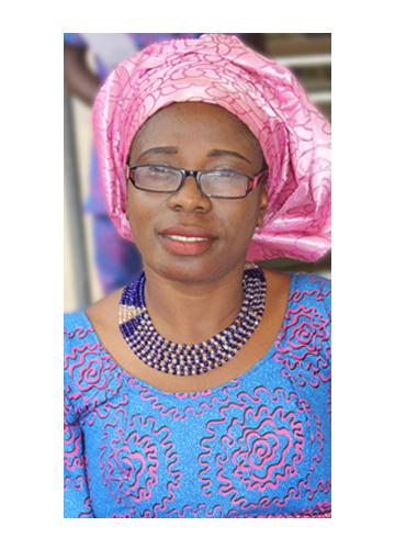 Mrs. A. O. Adeola