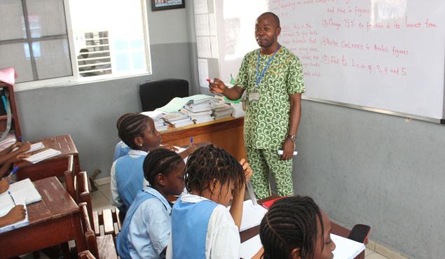 Basic 4 Classroom