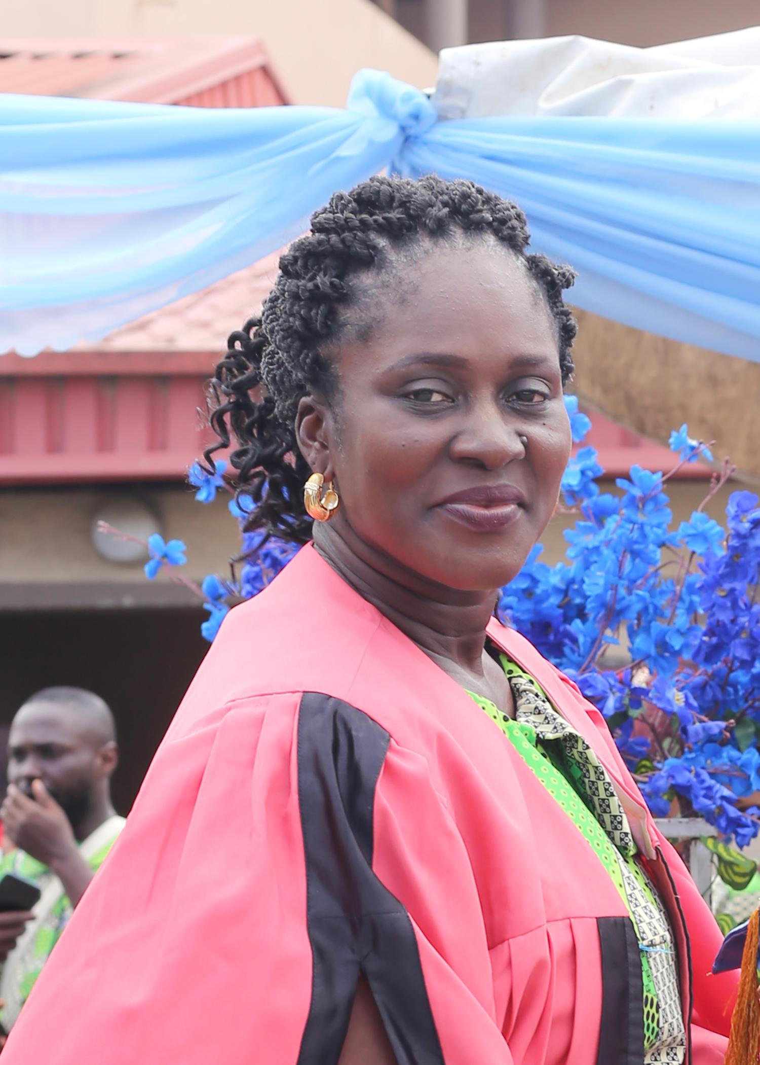 Mrs. M. I. Ejikeme