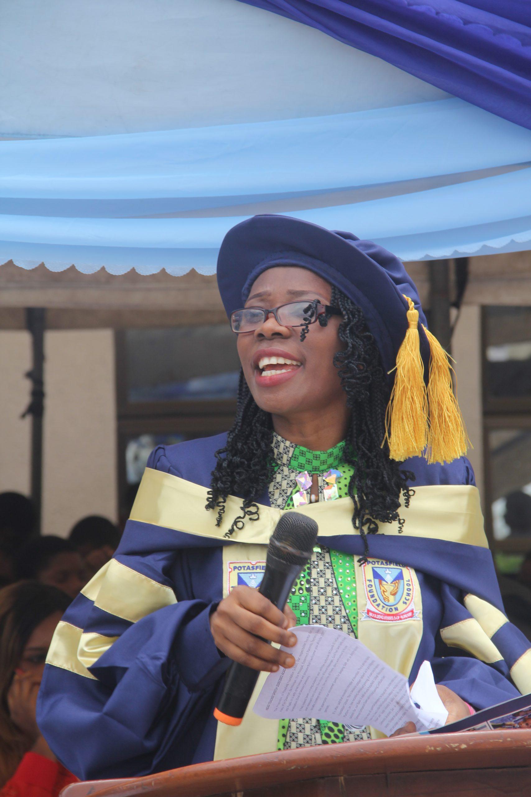 Mrs. A. E. Olabisi